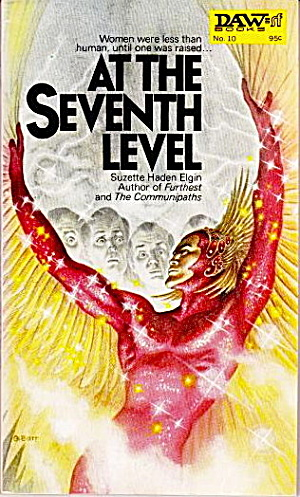 1972 'at The Seventh Level' Haden Elgin Daws Book