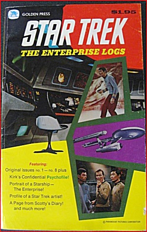 Star Trek Enterprise Logs Golden Press Collection Vol.1