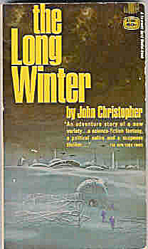 1962 'the Long Winter' John Christopher Sci-fi Book