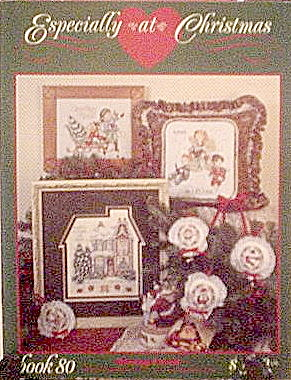 'especially At Christmas' Stoney Creek Cross Stitch