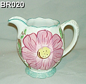 "Blue Ridge ""big Blossom"" Pitcher"