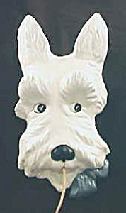 Westie Dog String Holder
