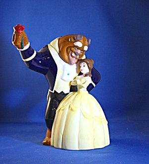 Beauty And The Beast Disney Teapot