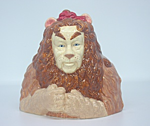 Wizard Of Oz Cowardly Lion Bust Bank
