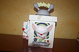 Pinky And The Brain Cookie Jar