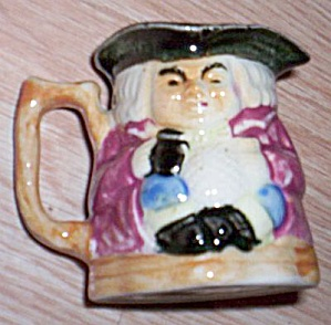 Occupied Japan Miniature Toby Mug