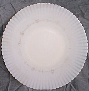 Petalware Cake Plate Gold Decoration