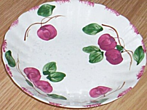 Blue Ridge China Soup Bowl Crab Apple