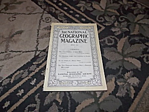 1919 April National Geographic