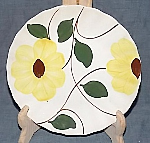 Blue Ridge Pottery Ridge Daisy Bread And Butter Plate