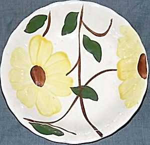 Blue Ridge Pottery Ridge Daisy Sauce Bowl