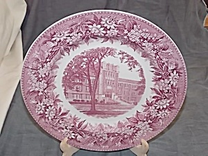 Wedgwood Commemorative Plate Winona State Teachers College