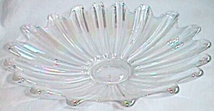 Fostoria Glass Celestial Iridescent Bowl
