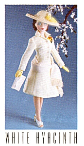Ashton Drake Gene Fashion Doll White Hyacinth