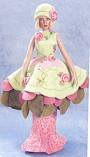 Spirit Of The Seasons Spring Lady By Doll Artist Helen
