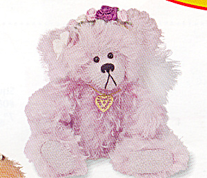 Knickerbocker Annette Funicello Collectible Teddy