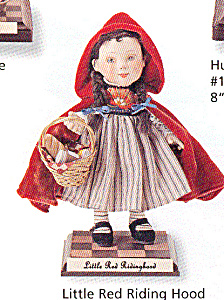 Richard Simmons Childhood Dreams Little Red Riding Hood