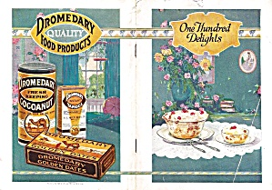 100 Delights: 1922 Dromedary Products Recipe Book
