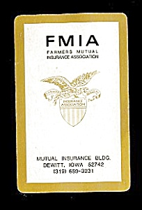 Playing Cards - Fmia