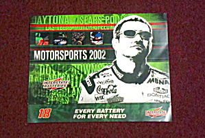 2002 Nascar Calendar, Interstate, Labonte