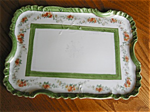 Antique Austrian Vanity Tray