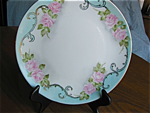 Hutschenreuther Porcelain Hp Plate