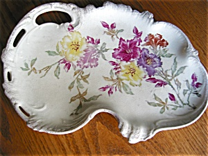 Antique Royal Bonn Tray