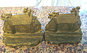 Sulgrave Manor Vintage Bookends