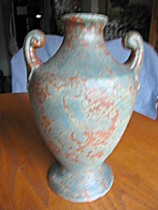 Burley Winter Vintage Tall Vase