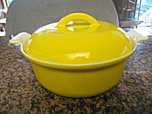Decoware Cast Enameled Pan