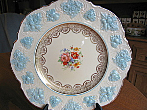 Crown Ducal English Plate