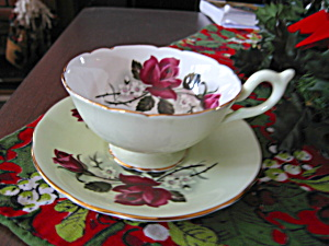 Foley Bone China Vintage Teacup