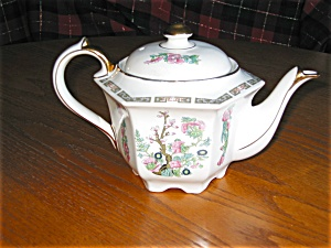 Sadler English Porcelain Teapot