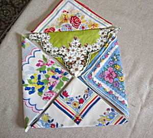 Vintage Hanky Assortment