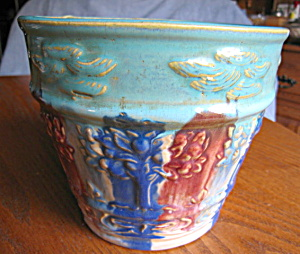 Antique Hull Pottery Jardinaire