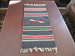 Native American Wool Textile