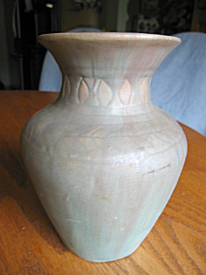 Early Arts & Crafts Matte Vase