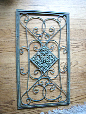 Decorative Metal Wall Hangings