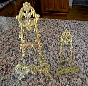 Brass Picture Holders