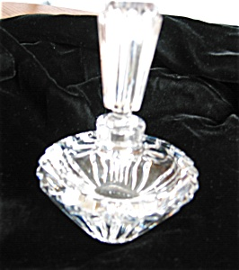 Ruckl Crystal Perfume Bottle