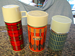 Retro Thermos Assortment