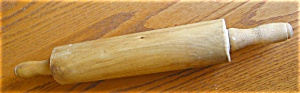 Vintage Thick Handled Rolling Pin