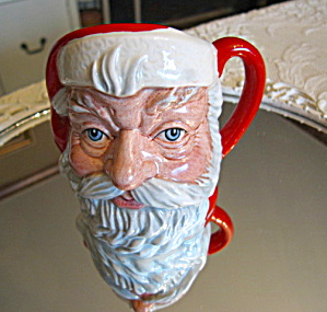 Royal Doulton Santa Claus Mug Limited