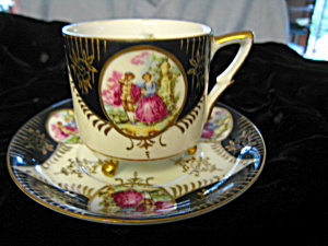 Royal Sealy Footed Teacup