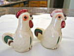 Shawnee Rooster Chanticleer Shakers