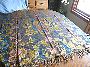 Silk Throw Or Tablecloth