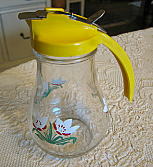 Dripart Vintage Syrup Pitcher