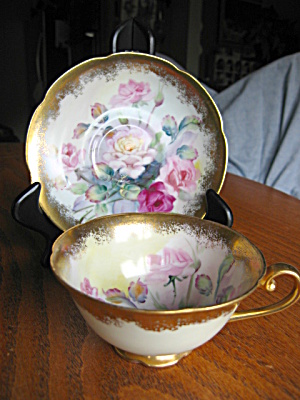 Takiro Rose Teacup