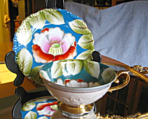 Occupied Japan Water Lily Teacup