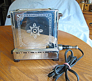 Patented Vintage Electric L. F. C. Toaster